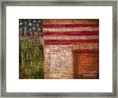 Easter Rising Framed Print