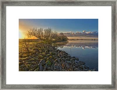 Easter Sunrise Framed Print