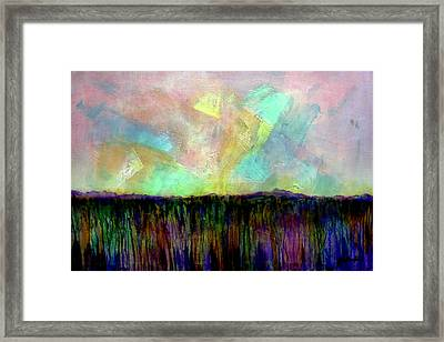 Easter Daybreak - Art By Jim Whalen Framed Print