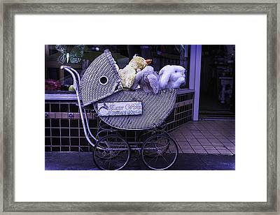 Easter Wishes  Framed Print by Garry Gay