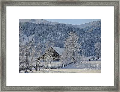 Easterday Ranch 5 Framed Print