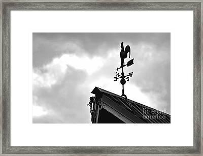 Easterly Wind  Framed Print