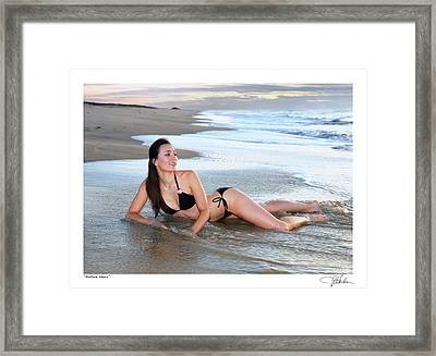 Eastern Shore Framed Print by JR Harke Photography