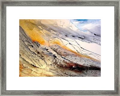 Eastern Sierra Framed Print