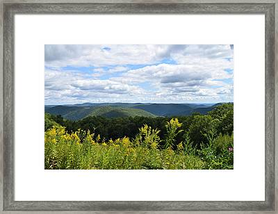 Eastern Summit 1 Framed Print