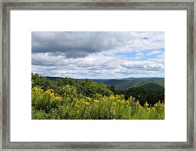 Eastern Summit 2 Framed Print