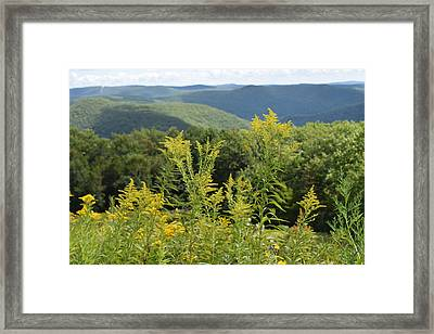 Eastern Summit 3 Framed Print