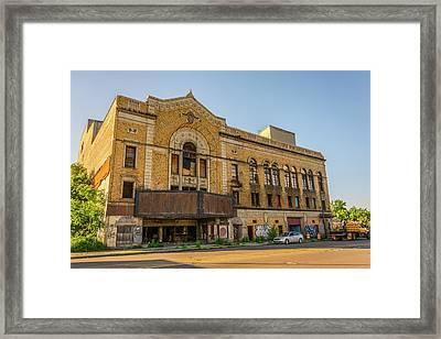 Eastown Theater  Framed Print