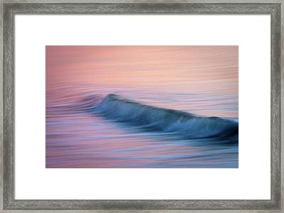 Easy Framed Print