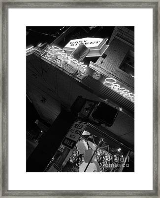 Easy Street Framed Print by Nathan  Brend