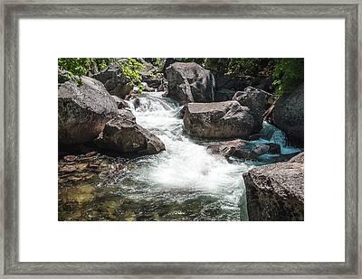 Easy Waters- Framed Print