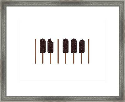 Eathoven Framed Print by Mustafa Akgul