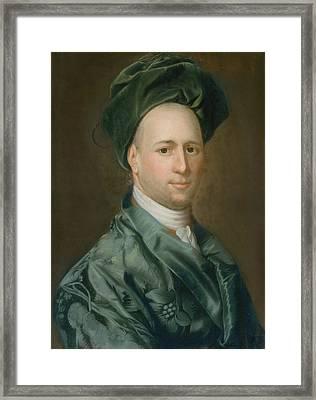 Ebenezer Storer Framed Print