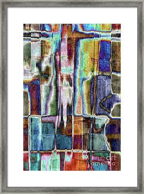 Eccentric Spirit Framed Print by Tlynn Brentnall
