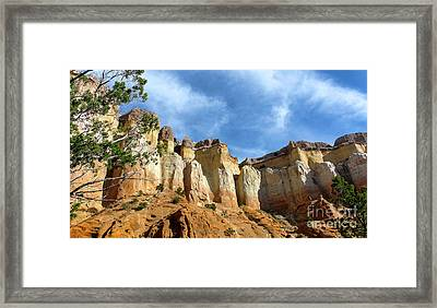 Echo Amphitheater Hike Framed Print