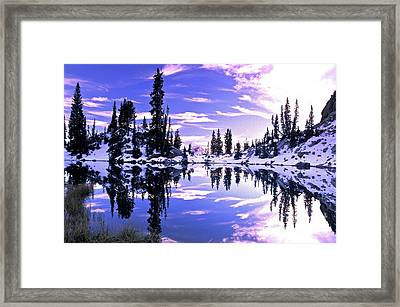 Echo Framed Print by Dave Hampton Photography