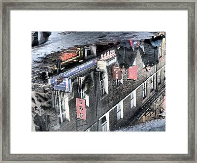 Echoes Of China Framed Print