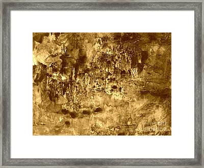 Echoes Of Spain Framed Print