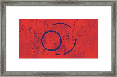 Eclipse II Framed Print by Julie Niemela