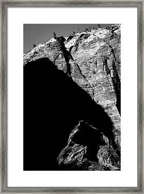 Eclipse Framed Print by Skip Hunt