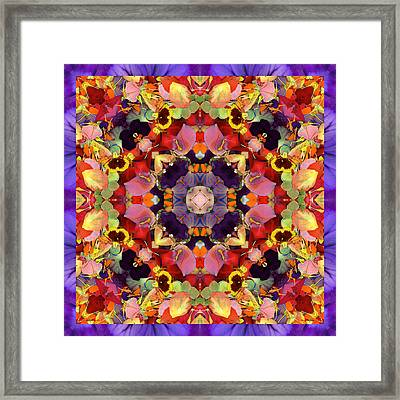 Ecstasy Framed Print by Bell And Todd