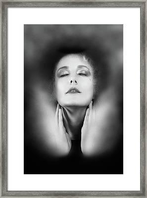 Ecstasy  Framed Print by Mayumi Yoshimaru