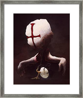 Ecstasy Of The Conquistador Framed Print by Ethan Harris
