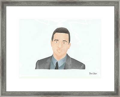 Eddie Kaye Thomas Framed Print