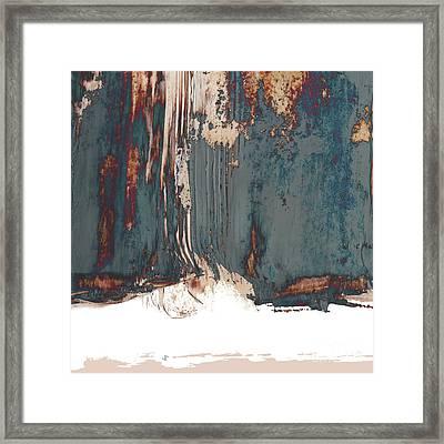 Edge 3 C Framed Print by Paul Davenport