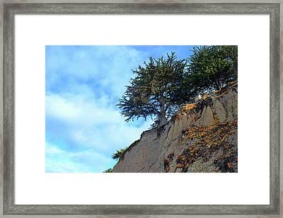Edge Of The Beach Framed Print by JAMART Photography