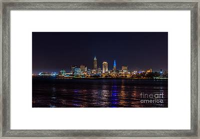 Edgewater 3-15-16 Framed Print by Frank Cramer