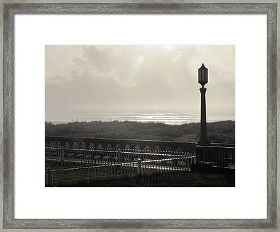 Edgewater Framed Print by Gregory Smith