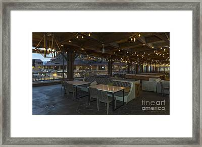 Edison At The Omni Grove Park Inn Framed Print by David Oppenheimer
