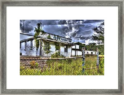 Edisto Packers Framed Print