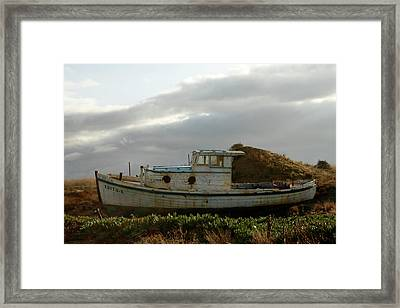 Edith-e Framed Print by Suzanne Lorenz