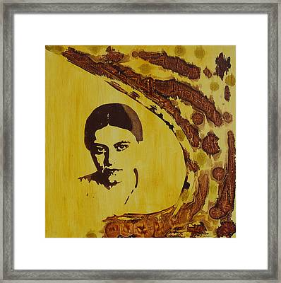 Edith Stein Framed Print by Jonathan Deutsch