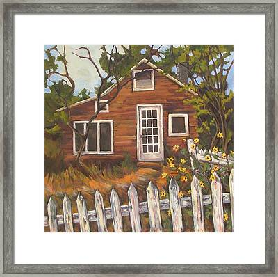 Ed's Place Framed Print