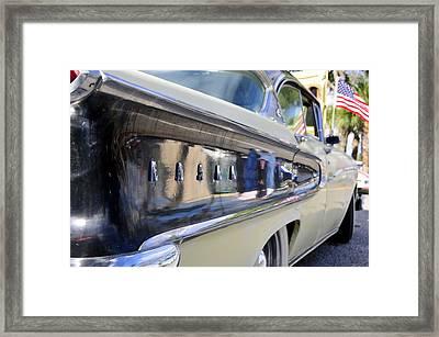 Edsel On Parade Framed Print by David Lee Thompson