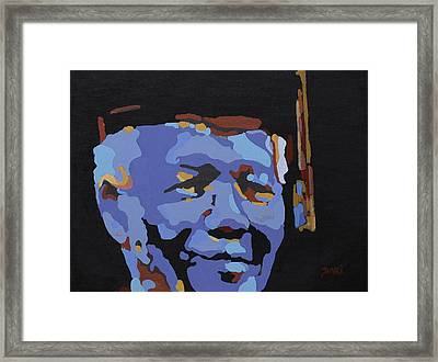 Education For A Better Future Framed Print by Dari Artist