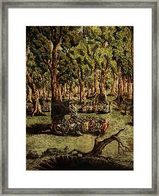 Education  Framed Print by Pralhad Gurung