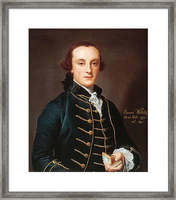 Edward Weld Framed Print