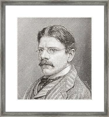 Edwin Austin Abbey, 1852 Framed Print