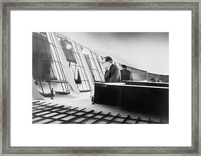 Eero Saarinen 1910-1961, Finish Framed Print by Everett