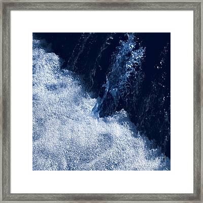 Effervescent 1. Framed Print by Paul Davenport