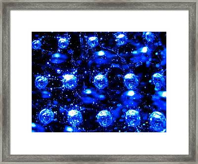 Effervescent Framed Print by Will Borden