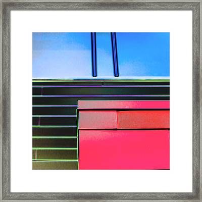 Efficacy Framed Print by Lee Harland