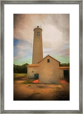 Egmont Key Framed Print