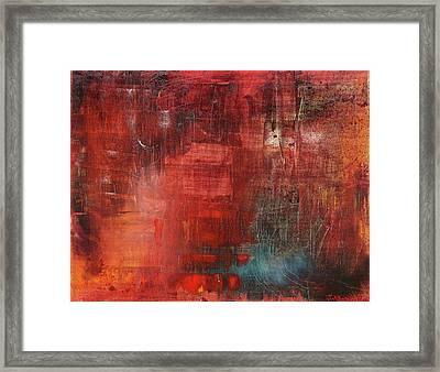 Egotistical Bypass Framed Print