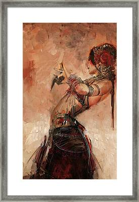 Egyptian Culture 40 Framed Print by Mahnoor Shah