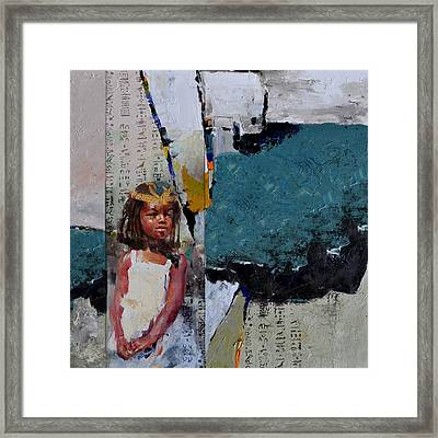Egyptian Culture 50b Framed Print by Corporate Art Task Force